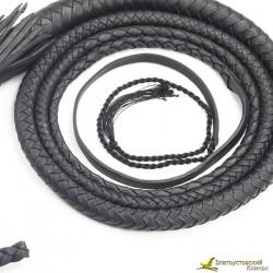 Кнут  3м - черный