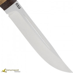 Нож Финка lappi Рукоять карельская береза.