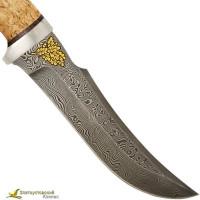 Дамасские ножи