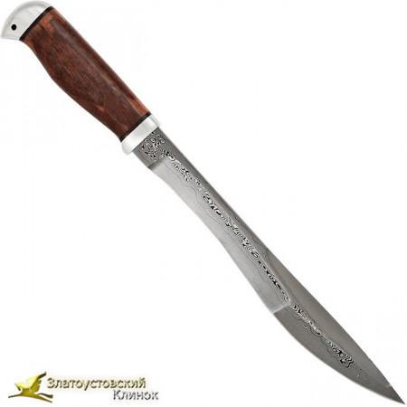 Нож  Боярин - орех, сталь ZD-0803