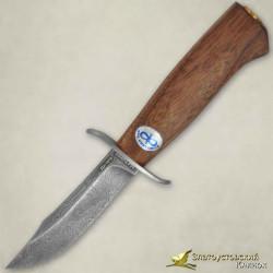 Нож Егоза. Рукоять - орех. Сталь - ZDI-1016