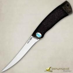 Нож Фишка. Рукоять - микропора