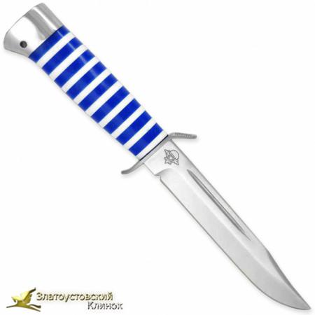 Нож Штрафбат - ВДВ. Рукоять - оргстекло
