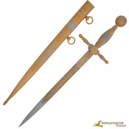 Кортик Адмиральский с индивидуальной символикой