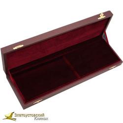 Коробка подарочная из бумвинила