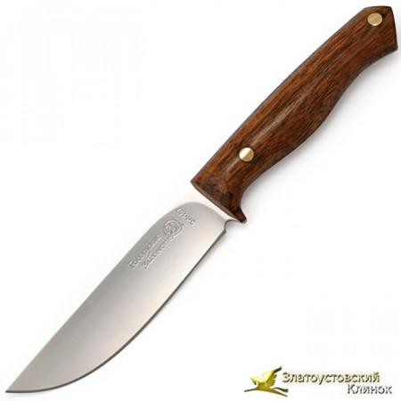 Нож Фултанг - 6. Рукоять орех