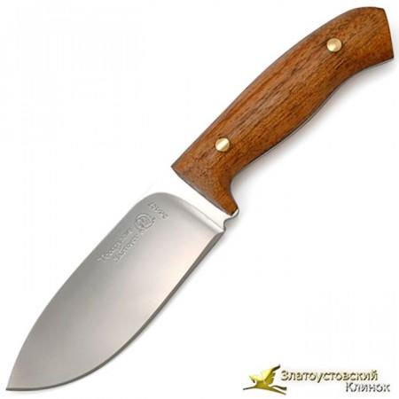 Нож Фултанг - 2. Рукоять орех