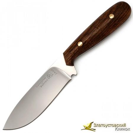 Нож Фултанг - 4. Рукоять орех