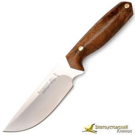 Нож Фултанг. Рукоять орех