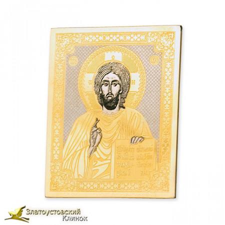 Икона Иисуса - карманная. Вариант №2