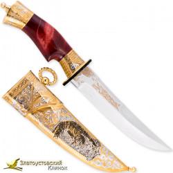 Нож украшенный - модель 2А