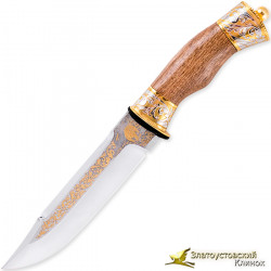 Нож украшенный - модель 2Д