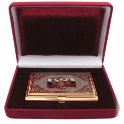 Визитница Символы державы в подарочной упаковке