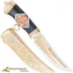 Нож в подарочном исполнении Бивень