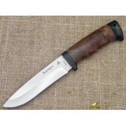 Нож Дуплет-2. Рукоять - орех, текстолит