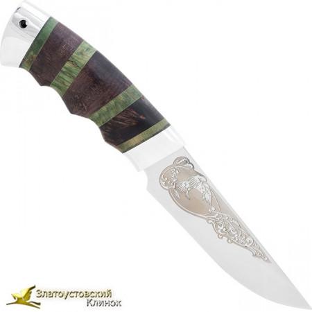 Нож Фартовый. Рукоять: люкс