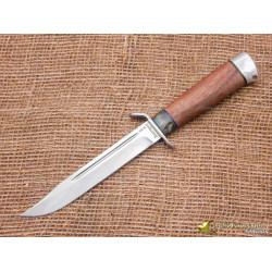 нож Разведчик. Рукоять комбинированная