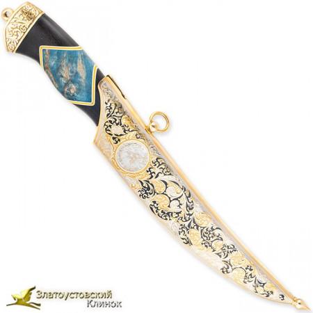 Нож в подарочном исполнении Гадюка