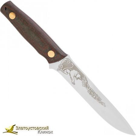 Нож Харза. Рукоять: текстолит