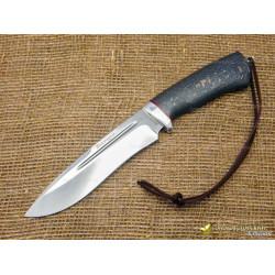 Нож Кондор. Рукоять - стабилизированный орех