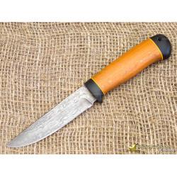 Нож Пустельга-2. Рукоять - бук, текстолит. Сталь ZDI-1016