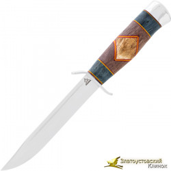 Нож Разведчика. Рукоять: люкс