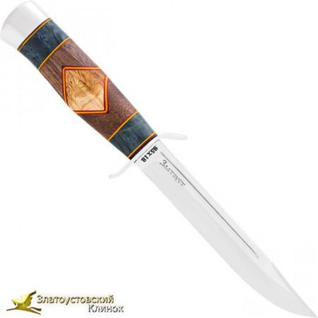 Нож Разведчика-2. Рукоять: люкс, алюминий