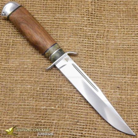 Нож Воин. Рукоять комбинированная
