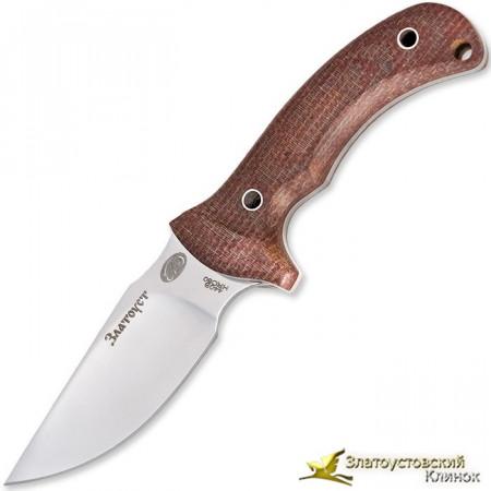 Нож БН-1 Тур. Сталь 440В. Рукоять - накладки из текстолита