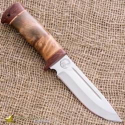 Нож НС-21. Рукоять - орех, текстолит